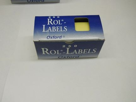 LABELS, ROLL, CANARY