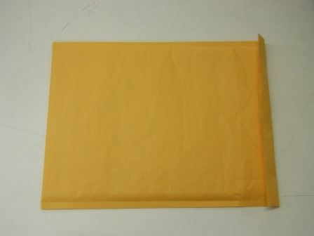 BAGS, PADDED SHIPPING, #5, 10 1/2 X 16